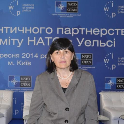 Наталія Василівна Стрельчук