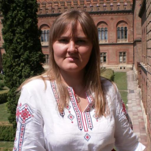 Ольга Вікторівна Паланичко